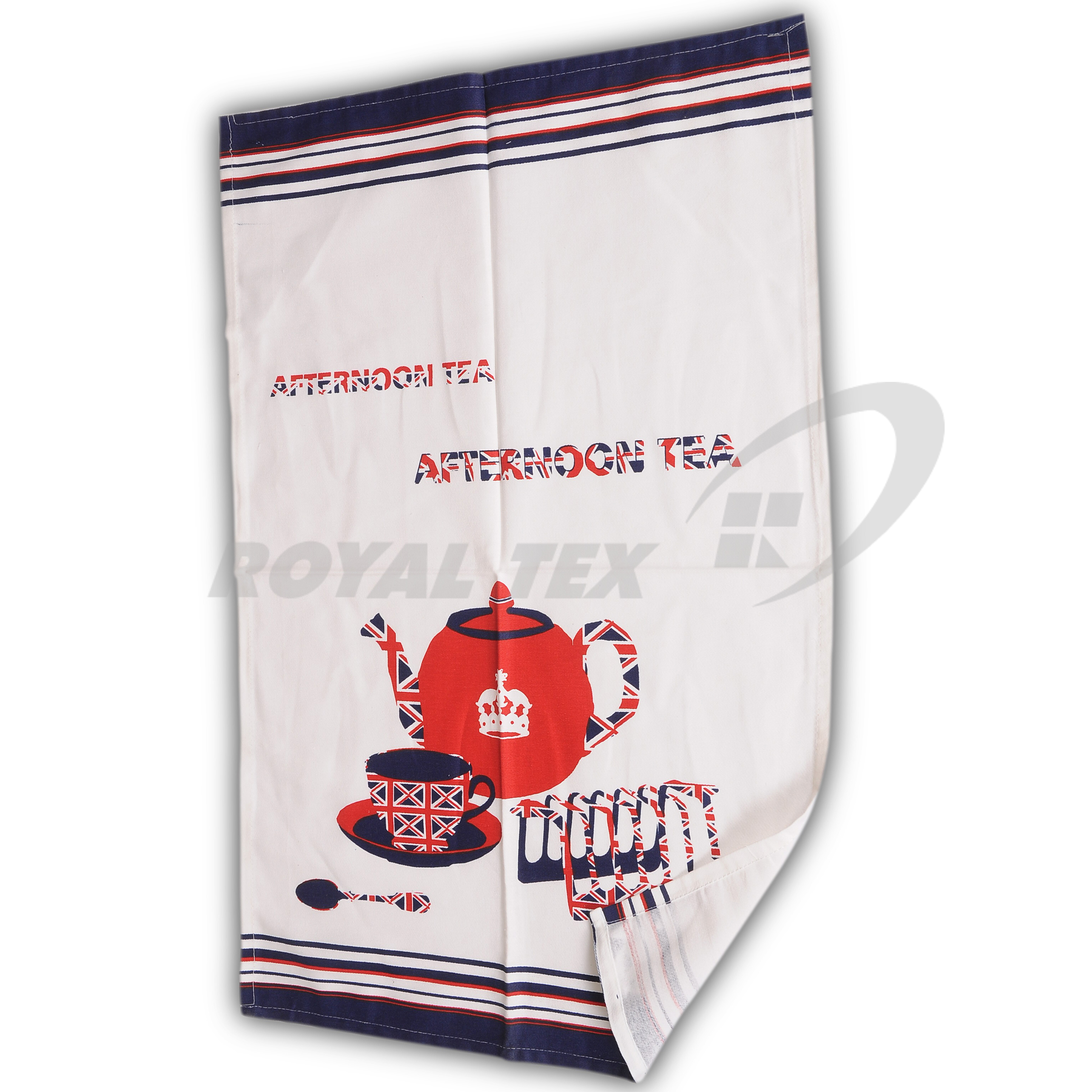 TTP- 508    :  Printed Tea Towel