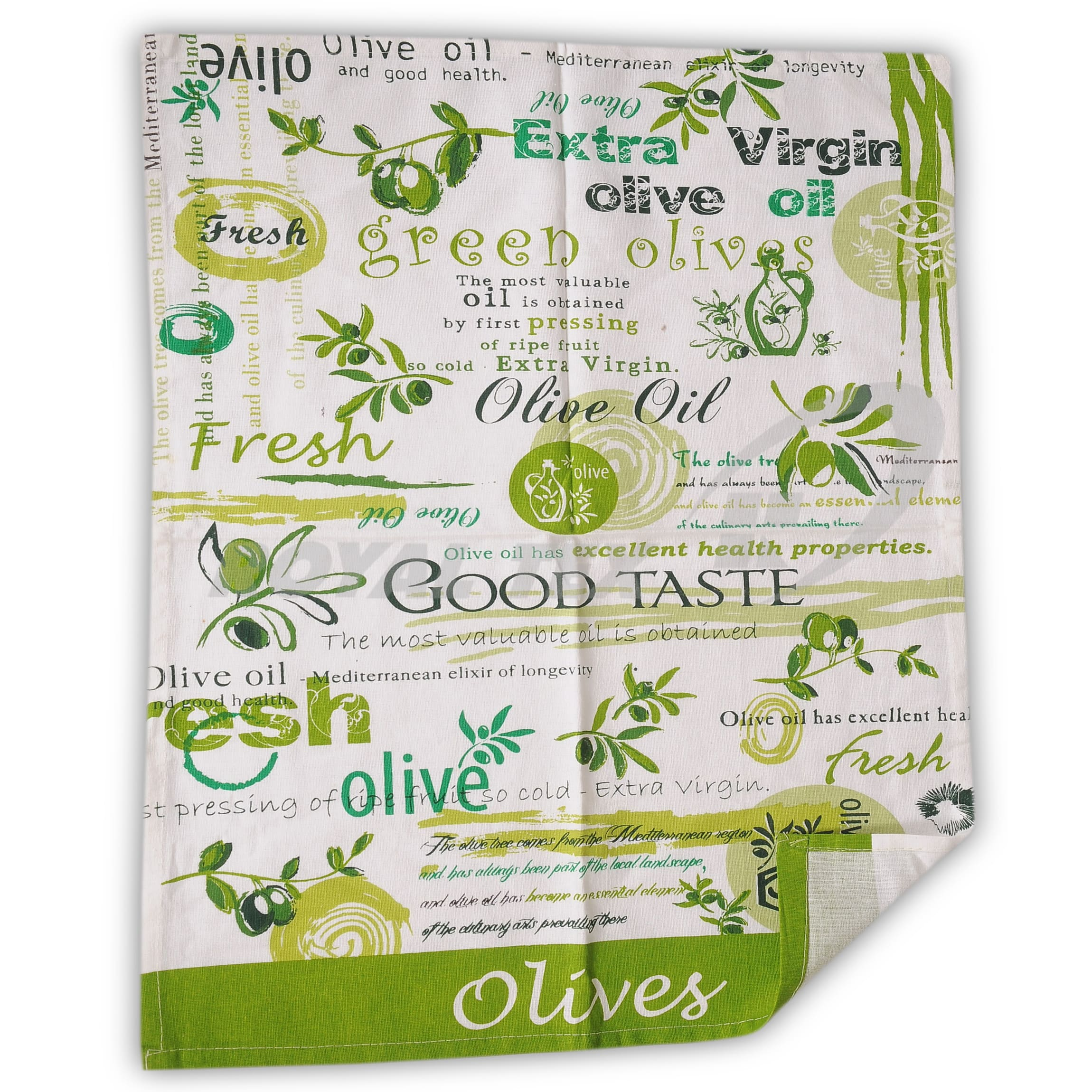 TTP-505  :  Printed Tea Towel
