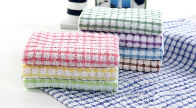 TKT-410 B  :  Terry Tea Towel