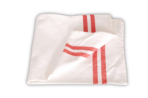 Napkin - Red border