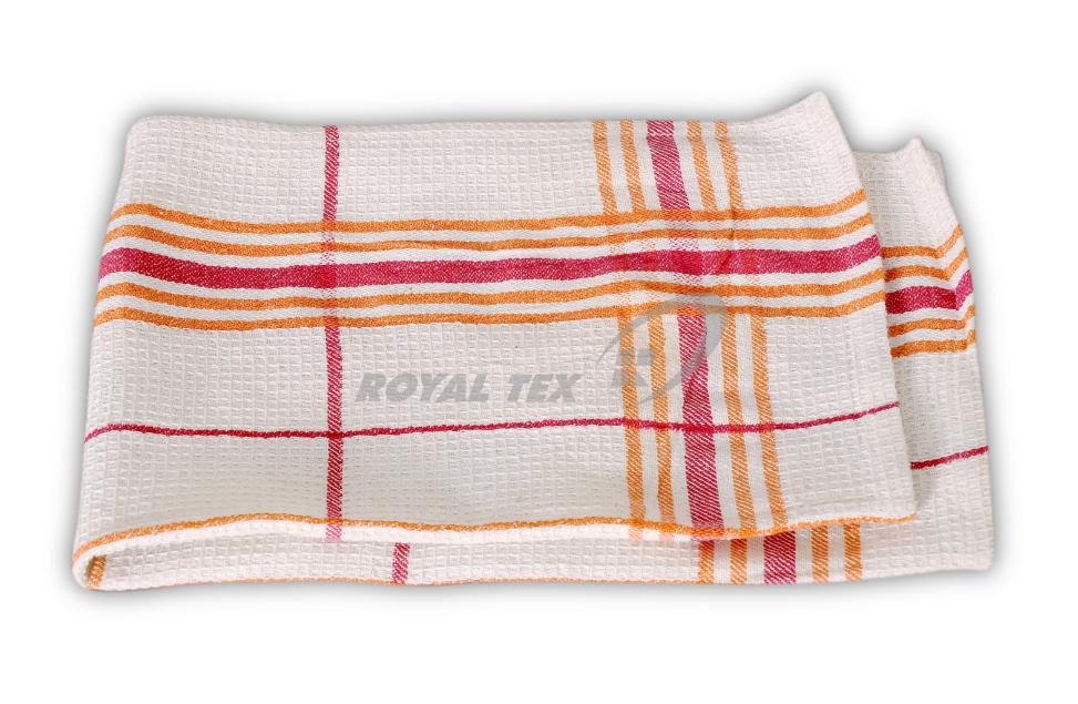 KT- 343  :  Waffle weave Kitchen Towel