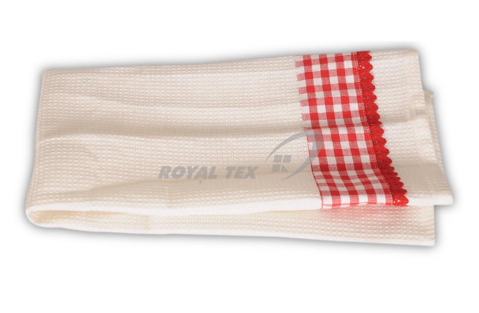 KT- 346  :  Waffle weave Kitchen Towel