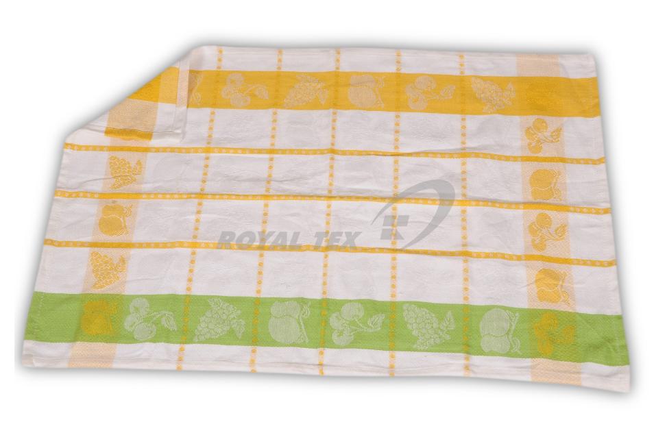 KT- 338  :  Kitchen Towel - Jacquard
