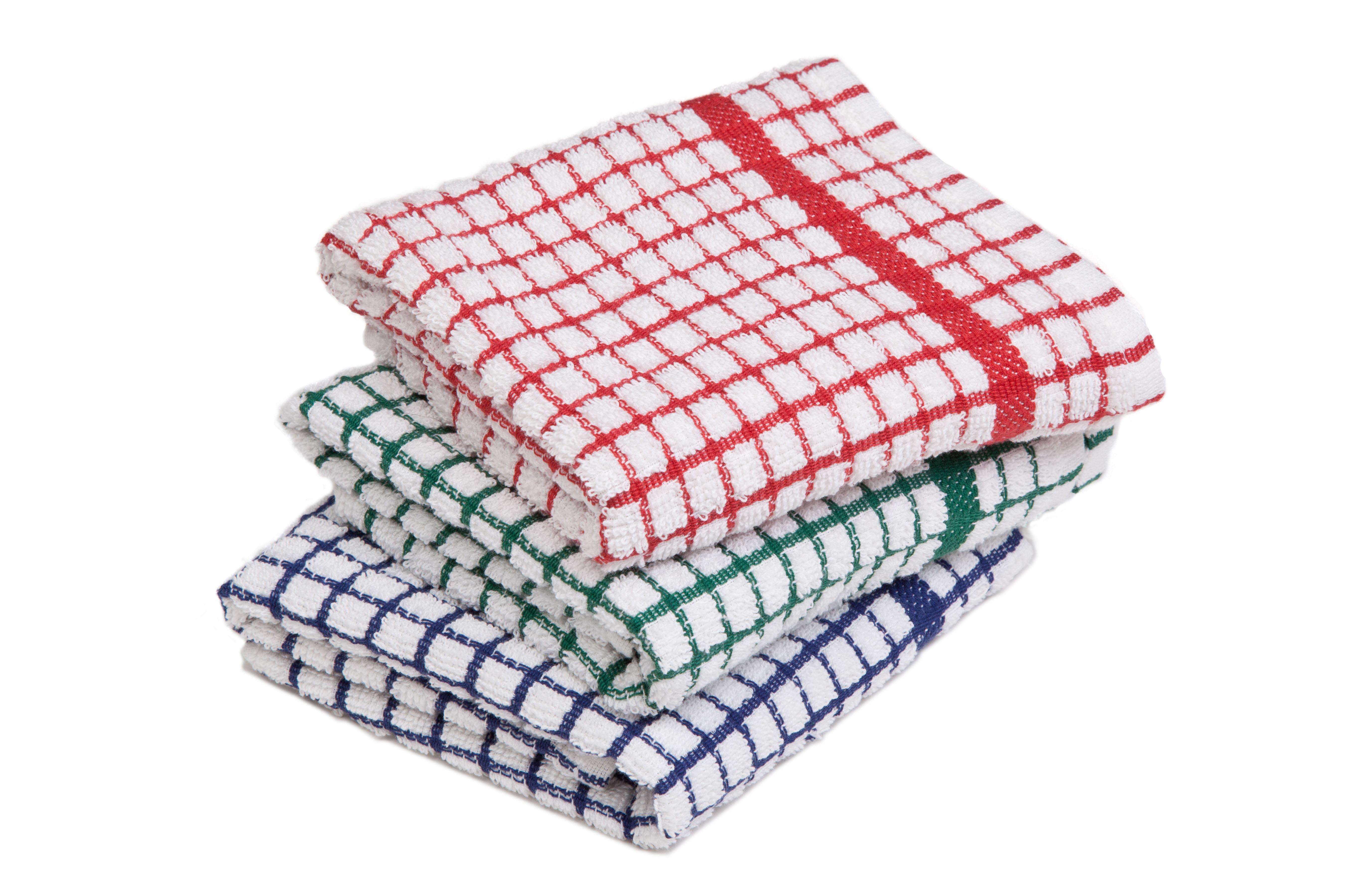 TKT- 410  :  Terry Tea Towel