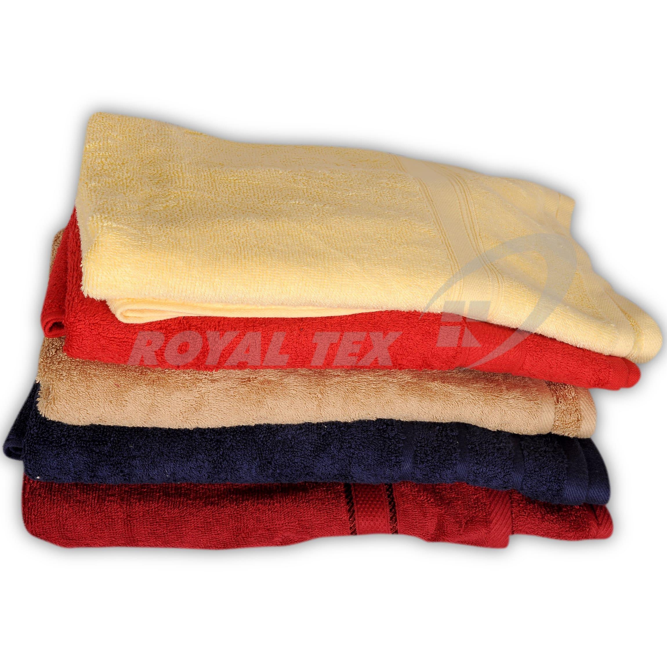 Bath Towel - Solid Color