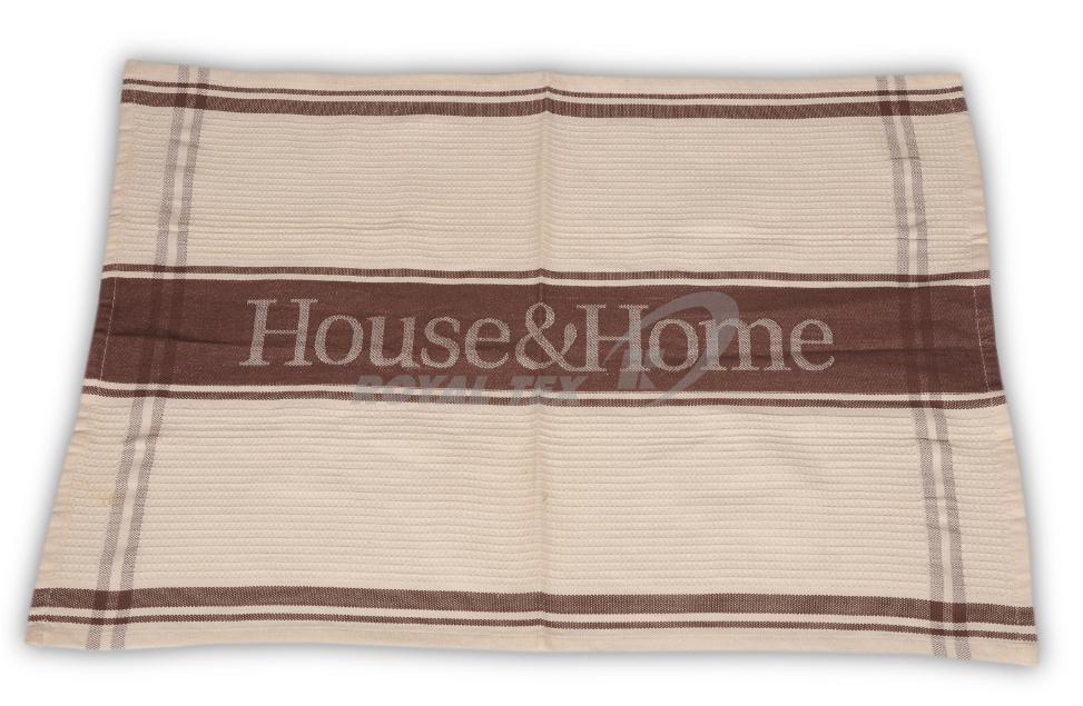 KT- 345  :   Kitchen Towel - Jacquard
