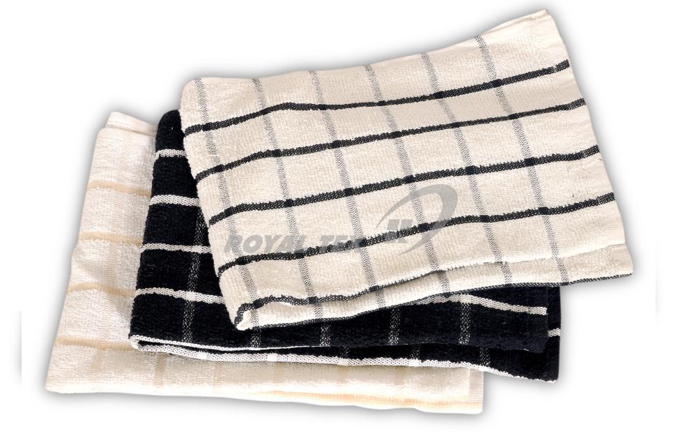 TKT- 408  :  Terry Tea towel